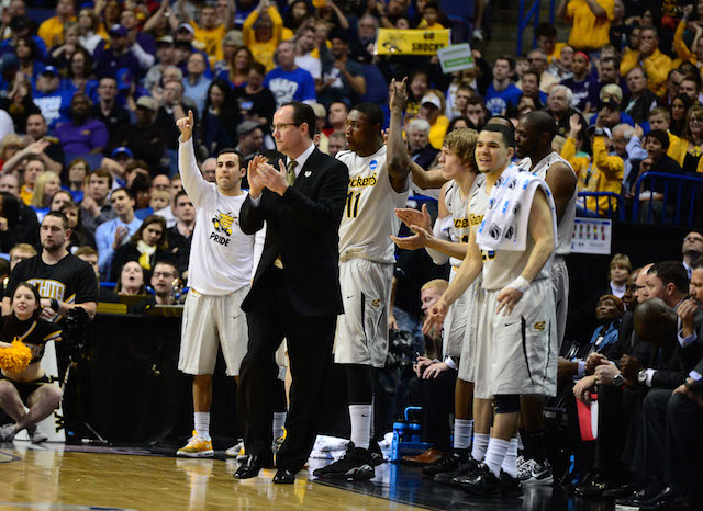 Gregg Marshall and Wichita State are once again the cream of the mid-major crop. (USATSI)