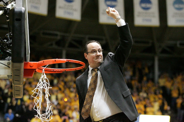 Gregg Marshall hopes Wichita State cuts down the nets more than once this season. (USATSI)