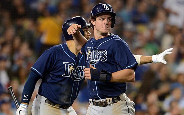 Wil Myers is the best rookie in the AL, there's little question about that.