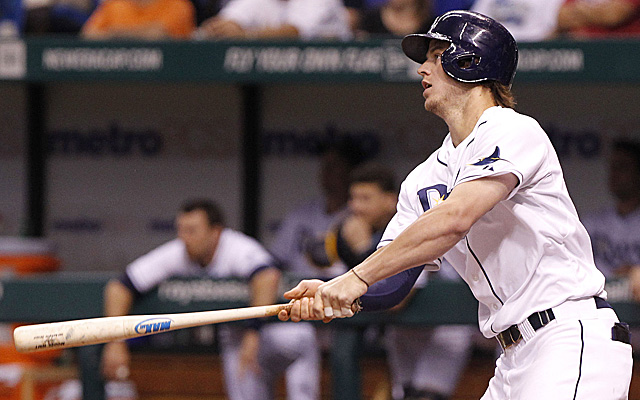 Wil Myers is looking to make history, if he can edge out Jose Iglesias for the AL Rookie of the Year.