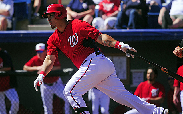 Wilson Ramos, left, is already set to miss a big chunk of the season.