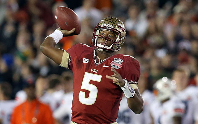 Will Jameis Winston lead FSU to another national championship? (USATSI)
