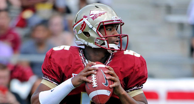 What's the better nickname -- Jameis Football or Crab N' Go? (USATSI)