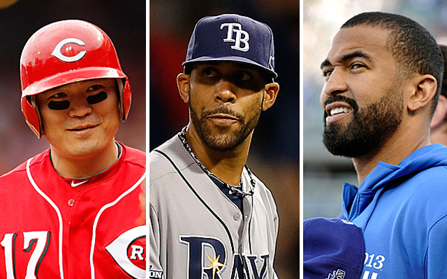 Choo, Price and Kemp were some of the many names who didn't go anywhere during the Winter Meetings.