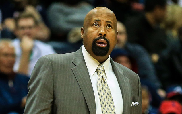 Is Mike Woodson already on the hot seat in New York?  (USATSI)