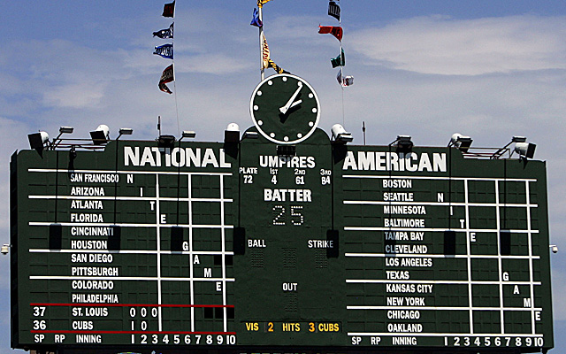 The venerable scoreboard will remain, but Wrigley Field is now set for massive changes.