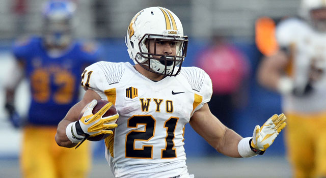 Wyoming is a sleeper in the Mountain West. (USATSI)