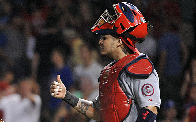 Yadier Molina has been placed on the DL, will the Cardinals make a trade?