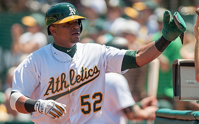A late surge in voting has Yoenis Cespedes within striking range of getting an All-Star Game start.