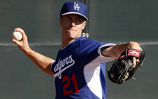 Zack Greinke may have turned lots of Australians into Diamondbacks fans.