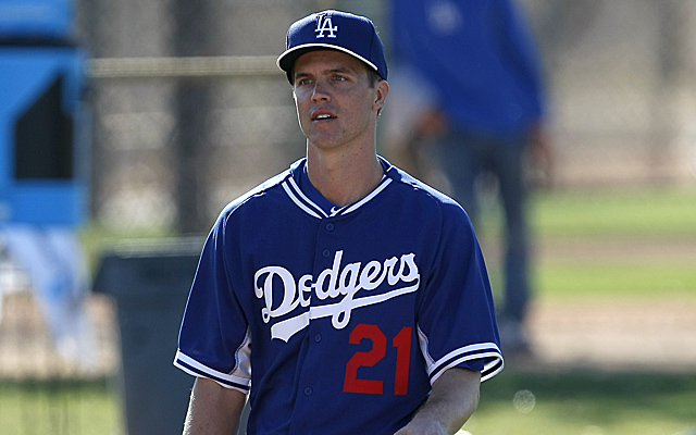 A calf problem cut Zack Greinke's start short on Thursday.