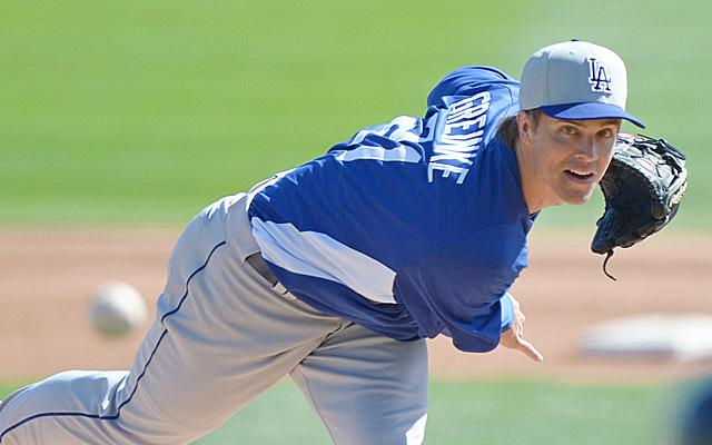 Zack Greinke elbow