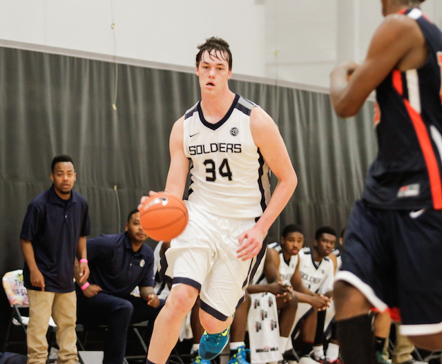 Stephen Zimmerman is one of the most skilled frontcourt players in the country. (Nike EYB/Jon Lopez)