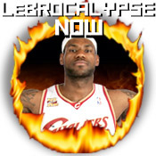 LeBron James Graphic