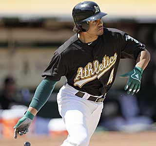 'Hopefully this day can lead to some positive stuff,' says Coco Crisp after his three-RBI game. (AP)
