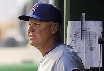 The Cubs kick off the post-Piniella era with dominance, giving interim manager Mike Quade his first major-league win.  (US Presswire)