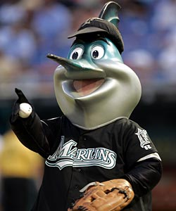 The Marlins' nose is looking awfully long these days with the whoppers they've been telling. (Getty Images)