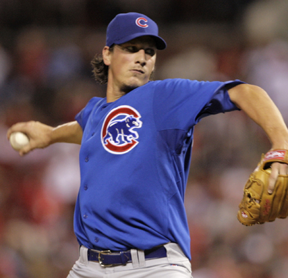 Jeff Samardzija goes five strong in his first start of the season to help the Cubs defeat the Cards.  (AP)