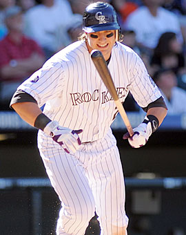 The Giants keep sizzling Troy Tulowitzki in check when it matters most Sunday. (AP)