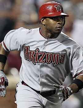Justin Upton is said to be on the radars of the Red Sox and Yankees. (Getty Images)