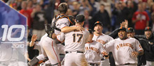 San Francisco Giants. (US Presswire)