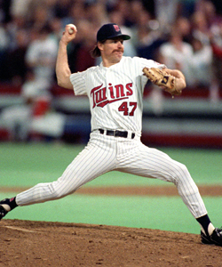 Jack Morris won World Series titles with three different teams. (Getty Images)