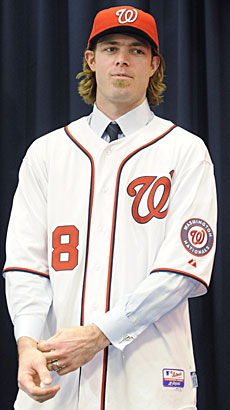 The Nats paid big bucks for Jayson Werth. Will it pay off? (Getty Images)