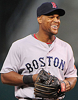 Adrian Beltre hit 28 homers with 102 RBI for the Red Sox last season. (US Presswire)