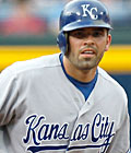 David DeJesus is a .289 career hitter. (Getty Images)