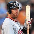 Adam Dunn and his bat should do well at the Cell. (US Presswire)