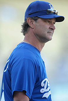 Don Mattingly is set to begin his first year at the helm. (US Presswire)