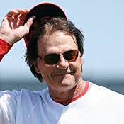 Will this be Tony La Russa's final year at the Cardinals' helm? (Getty Images)