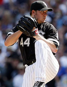 Jake Peavy is hoping to make a successful return from a torn latissimus dorsi muscle, an unusual injury. (US Presswire)