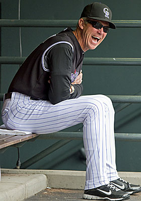 Under manager Jim Tracy, the Rockies spent lots of time in spring training emphasizing a good start. (AP)