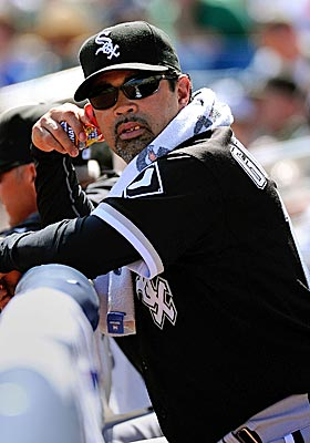 Guillen says serving his suspension ' is something I should be doing. I shouldn't be [tweeting] during the game.' (Getty Images)