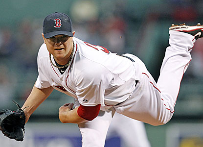 Jon Lester allows one run over seven innings for Boston, which is 6-0 against L.A. this year and 15-1 in the last 16 meetings. (AP)