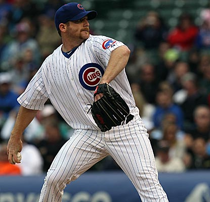Cubs starter Ryan Dempster delivers 11 strikeouts vs. the Giants at Wrigley on Friday. (Getty Images)