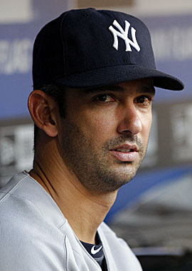 Slumping this season in his new role at DH, Jorge Posada is batting .165 with six home runs. (US Presswire)