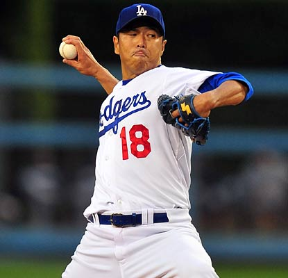 Hiroki Kuroda follows up a solid outing with another one, going 7 2/3 innings without surrendering a run.  (US Presswire)