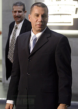 David Paterson paid a $62,125 fine after leaving office on Dec. 31. The former New York governor will not face perjury charges. (Getty Images)