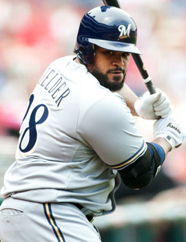 Prince Fielder, in his contract year, could be in another uniform in 2012. (Getty Images)