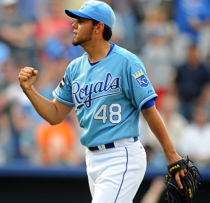 Joakim Soria completes his reclamation of the closer role he lost May 30 after two straight blown saves. (Getty Images)