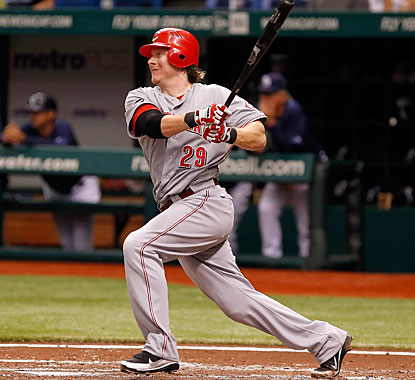 After sitting three games, Ryan Hanigan gets back in the lineup to help his team. (Getty Images)