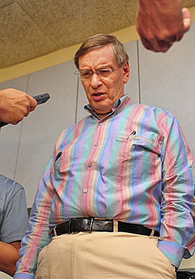 Mr. Selig, if you want to 'enhance' the All-Star Game, let's do more with 'snubs.' (US Presswire)