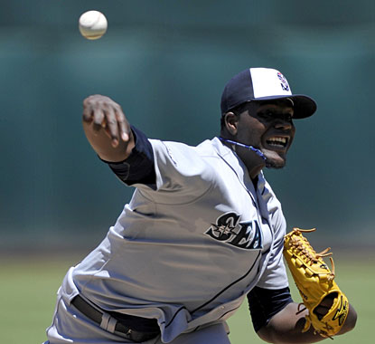 Michael Pineda goes six strong innings, striking out seven and allowing just two hits. (Getty Images)