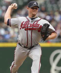 Atlanta rookie Craig Kimbrel is the 83rd All-Star to be named -- which breaks last year's record of 82. (Getty Images)