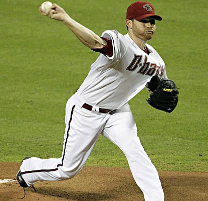 D-backs pitcher Ian Kennedy pitches seven scoreless innings to record his 11th victory of the season. (AP)
