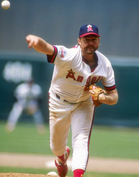 Bert Blyleven had 3,701 career strikeouts, thanks in large part to a devastating curveball. (Getty Images)