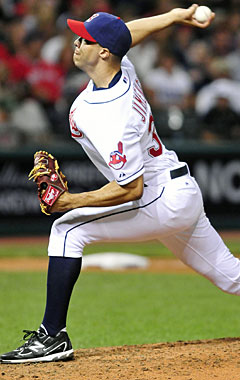 Ubaldo Jimenez needs to be a true No. 1 starter for the Indians. (Getty Images)