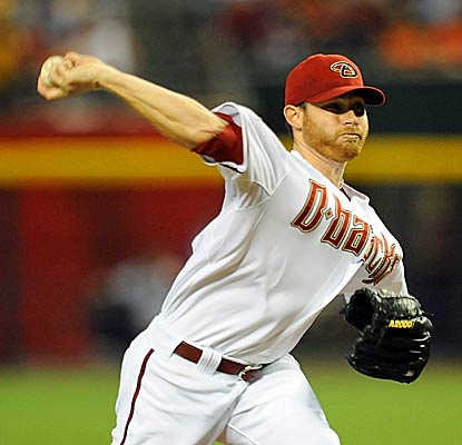 Ian Kennedy wins his seventh straight decision to tie for the National League lead in wins with 15. (Getty Images)
